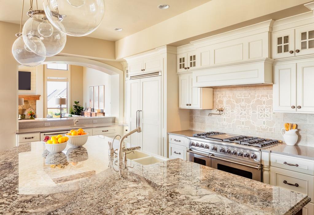Granite Countertops Light Colors