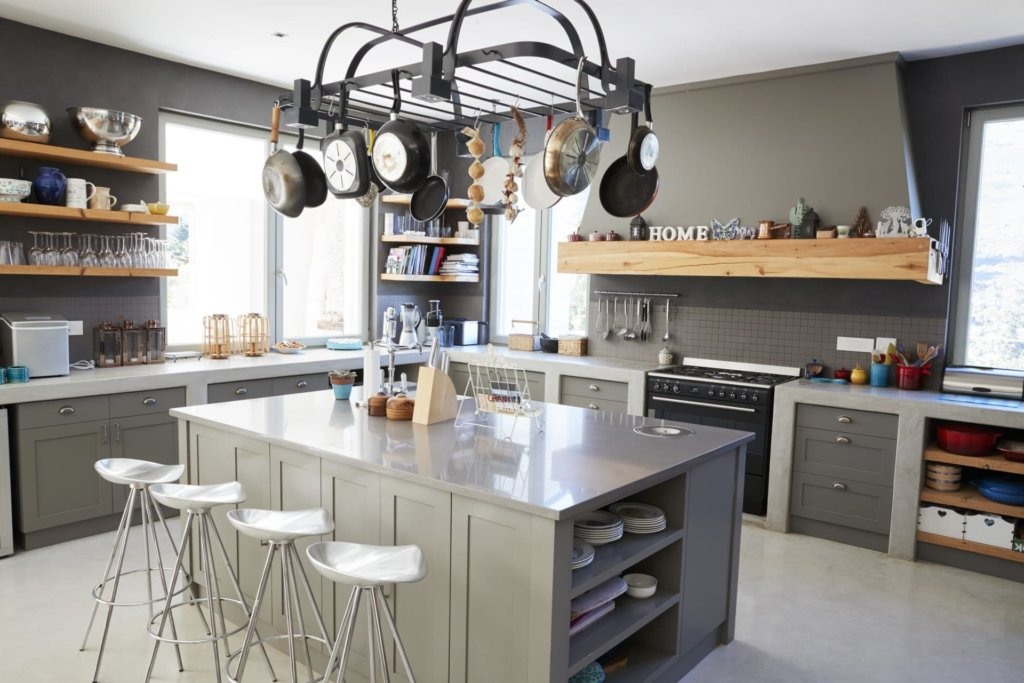 Spice Up Your Kitchen With These Kitchen Island Trends 2