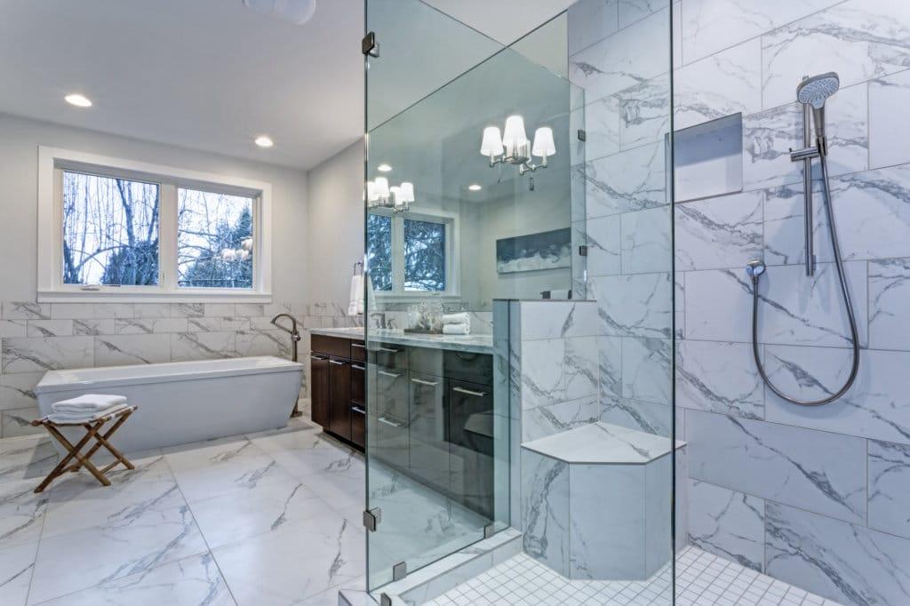 20 Bathroom Tile Ideas That Make a Major Design Statement 7