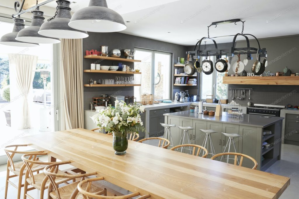 Open Concept Kitchen Layout: Here Are Pros and Cons 1