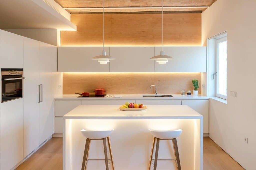 How to design an easy-to-clean kitchen 5